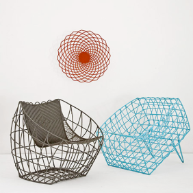 Watro Chair (L) Sansa Chair (R)