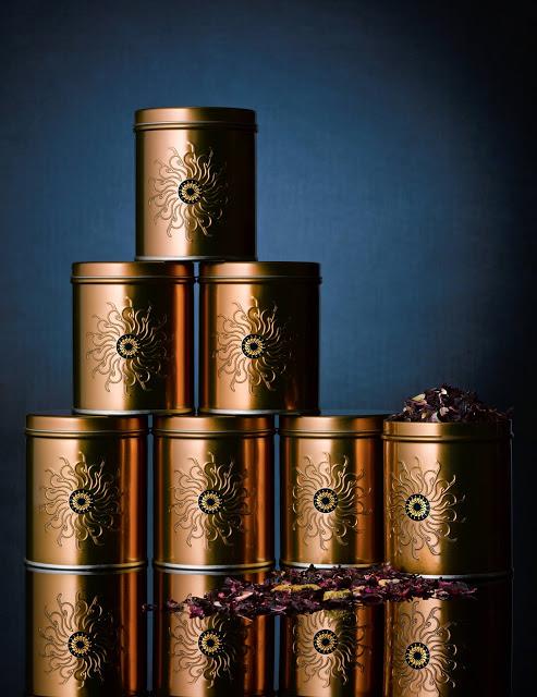 YSWARA - copper tins